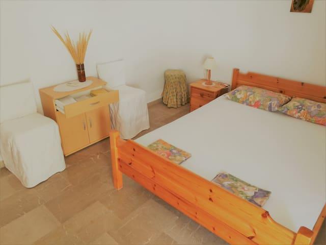 Despina Sea VIEW Apartment - Nei Pori Greece. - Nei Pori - Lägenhet