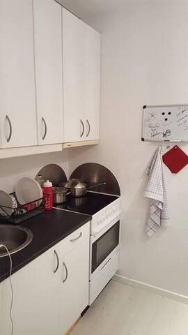 62kvm lovely apartement - Hvidovre - Apartamento