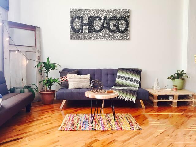Frida's Loft - Chicago - Loft