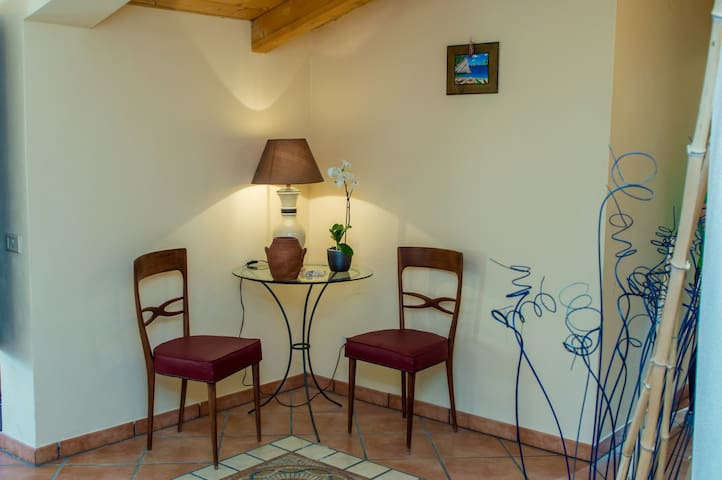 Villamirella: Camera singola - Palinuro - Bed & Breakfast