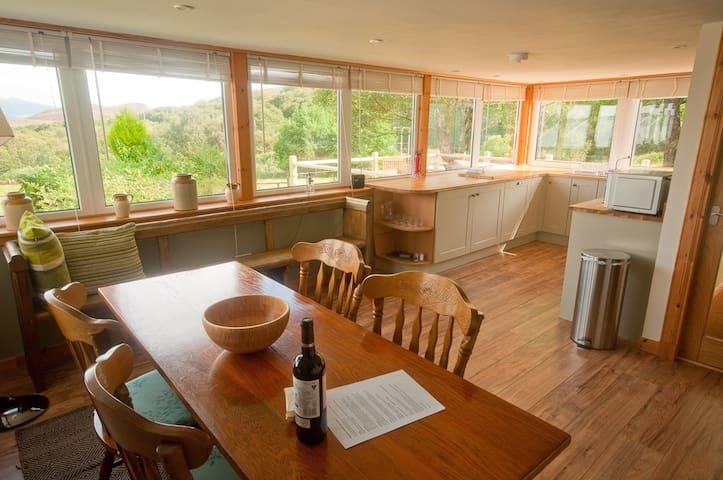 Old Kyle Farm Cottage - Kyleakin