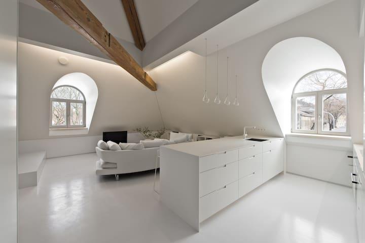 City Entrance Apartments - Vilnius - Daire