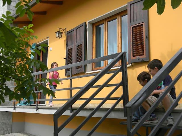 RIGENERARSI IN GARFAGNANA - Varliano - 別墅