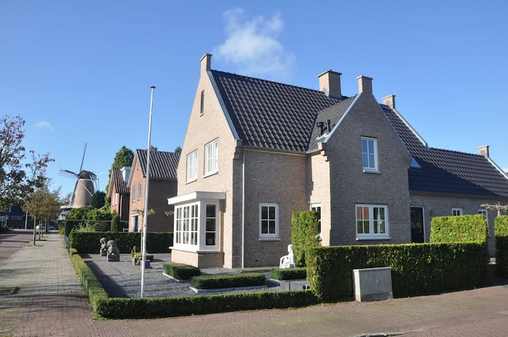 Art and nature in comfort - Ootmarsum - Casa