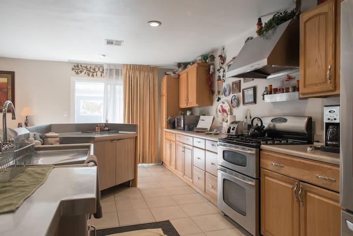 Private 2 bedrooms 1 bath - Las Vegas - Maison