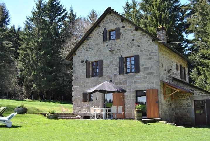 Maison indépendante, grand parc - Langogne - Talo