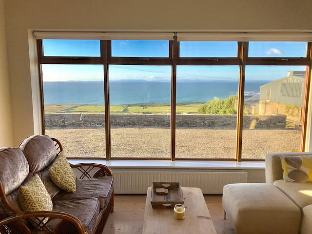 Amazing 3 bed with Island&Sea-views - Doolin  - House