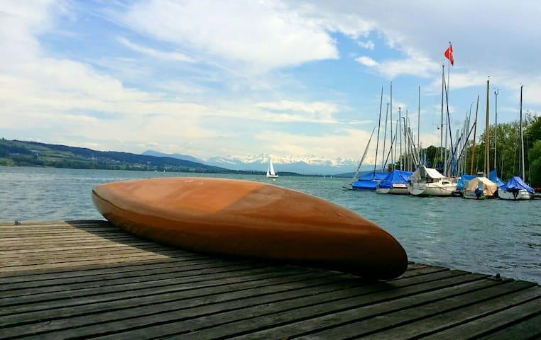 Rest, sleep and relaxation ... - Birrwil - Lägenhet