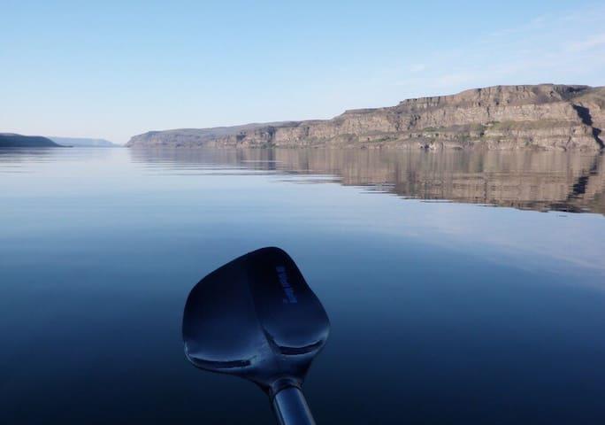 Beautiful Columbia River Home - Quincy - Ev