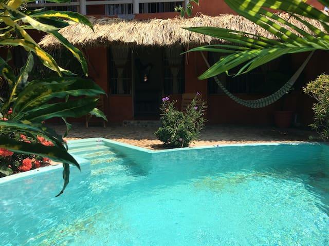 CASA NANDO - Puerto Escondido - Huoneisto