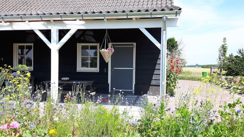 Landelijk gelegen B&B met ontbijt en fietsverhuur - Vlissingen - Pousada