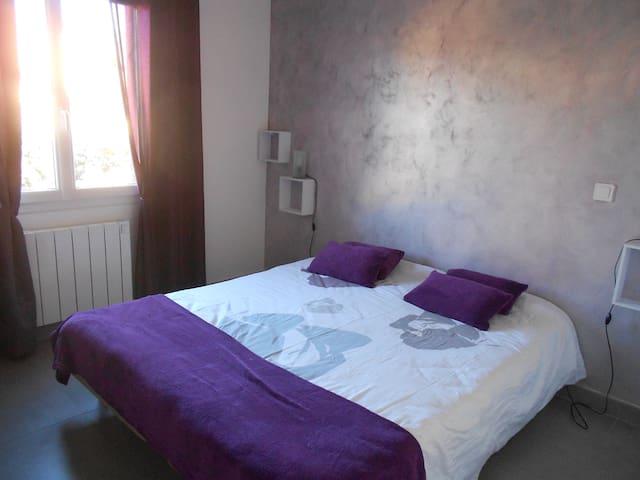 T2 indépendant dans maison - Enveitg - Casa