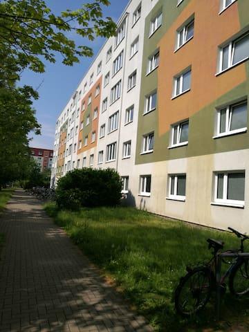 Zimmer in Greifswald mit Küche und Bad - Greifswald - Daire