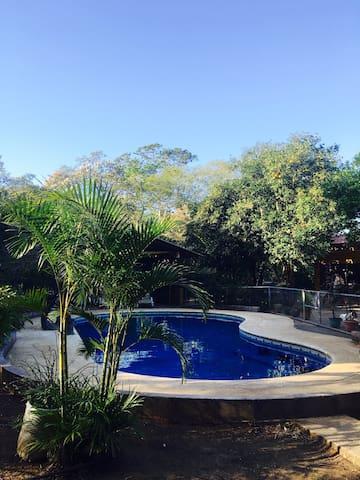Peaceful & Cozy home in the heart of Guanacaste - Santa Cruz