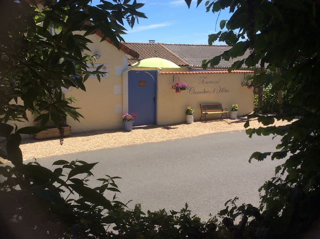 Tournesol Chambres d'Hotes - Gouex