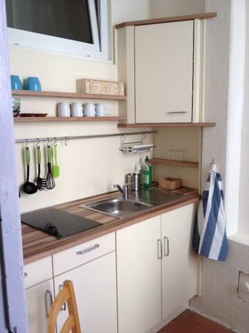 cosy small flat in Güstrow - Güstrow - Lägenhet