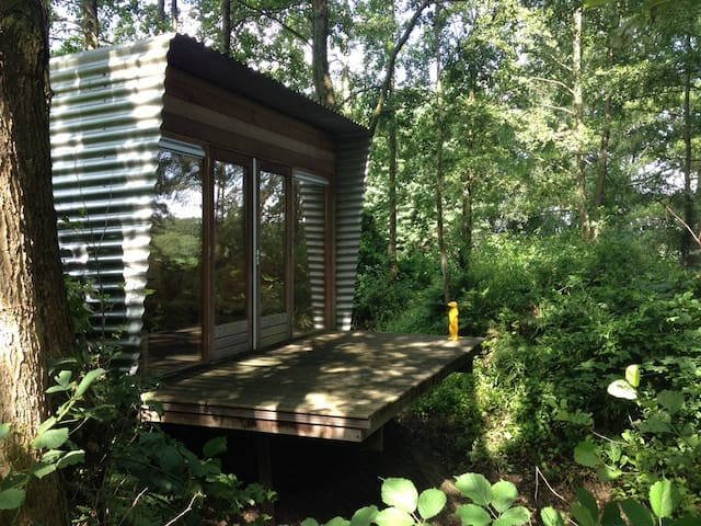 A cool Hut for yourself - Drachten - Cabana
