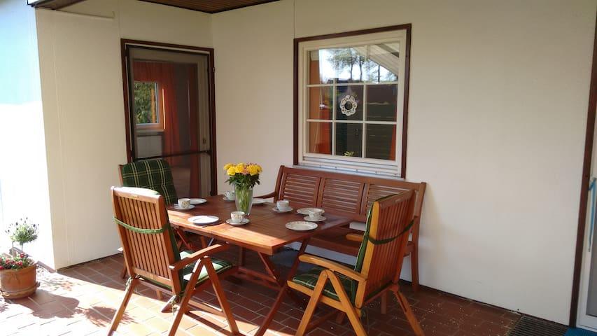 Liebevoll gestaltetes Ferienhaus im Münsterland - Wettringen - Casa