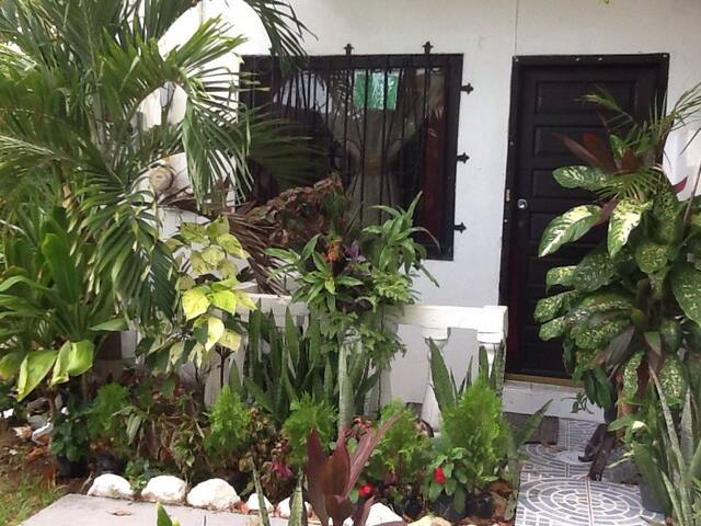 My COZY 1 bedroom for 2 - Belize City - Rumah bandar