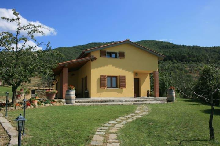VILLA IL SORBO - San Giustino Valdarno - Villa