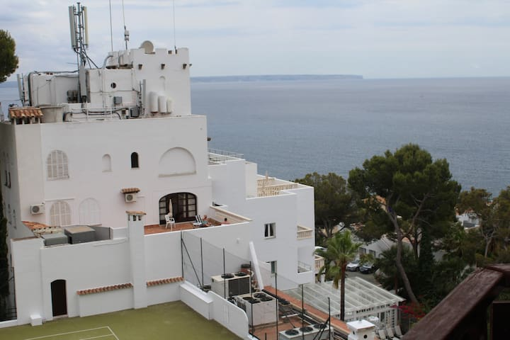 estudio lujoso con vistas al mar - Illetes - Loft