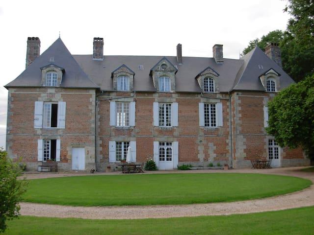 Manoir BELLEAU-BELLEAU - Notre-Dame-de-Courson - Bed & Breakfast