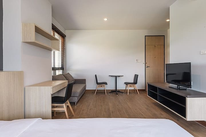MT PARK - Lägenhet