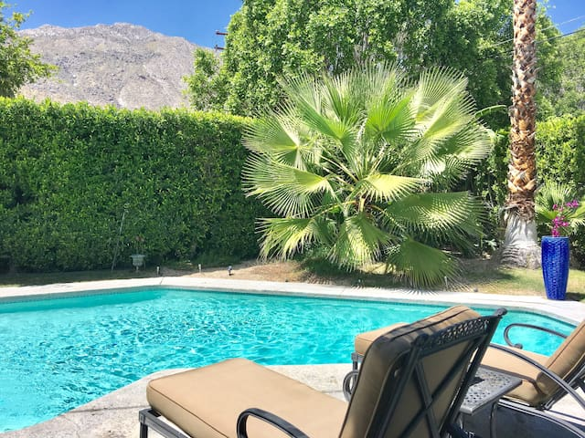 Serene Oasis Too - Palm Springs - Casa