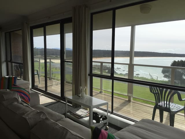 Best Views in town! Surfers dream. - Dalmeny - Appartement