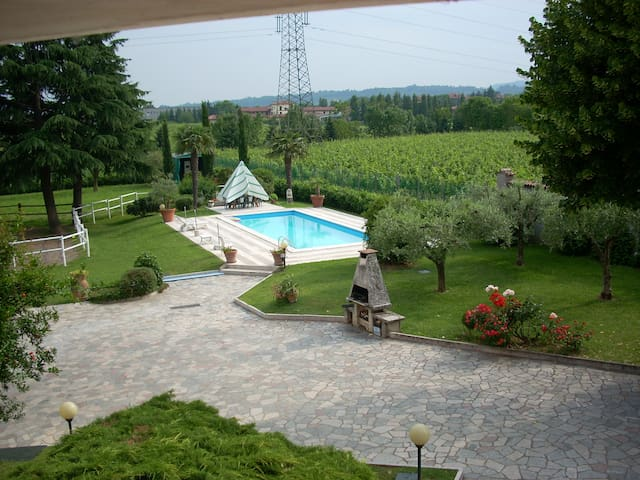Apartment with pool access - Corte Franca - Appartement
