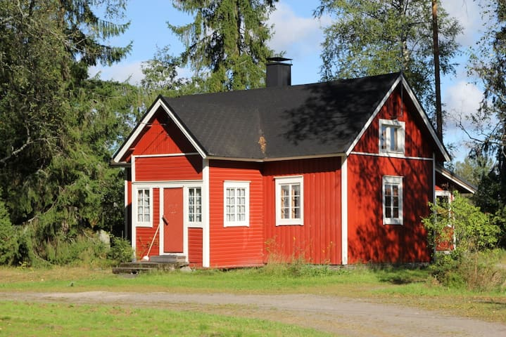Farmside cottage - Pukkila - Huis
