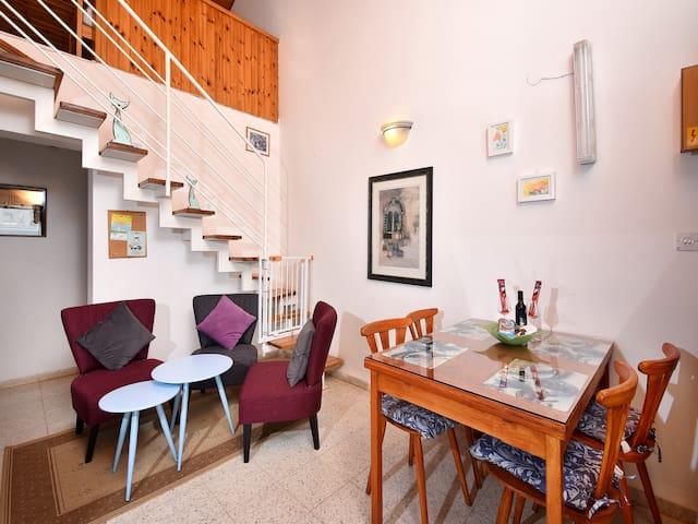 Amirim Nofesh Neeman - The west cottage - Amirim - Villa