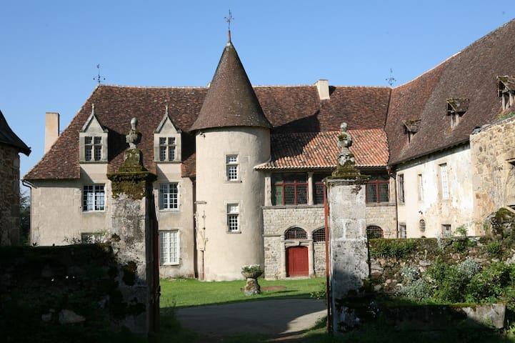Suite privée dans un château - Aixe-sur-Vienne - Apartamento