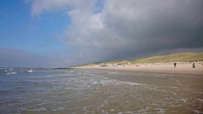 Appartement vlakbij zee en strand - Callantsoog - Apartmen