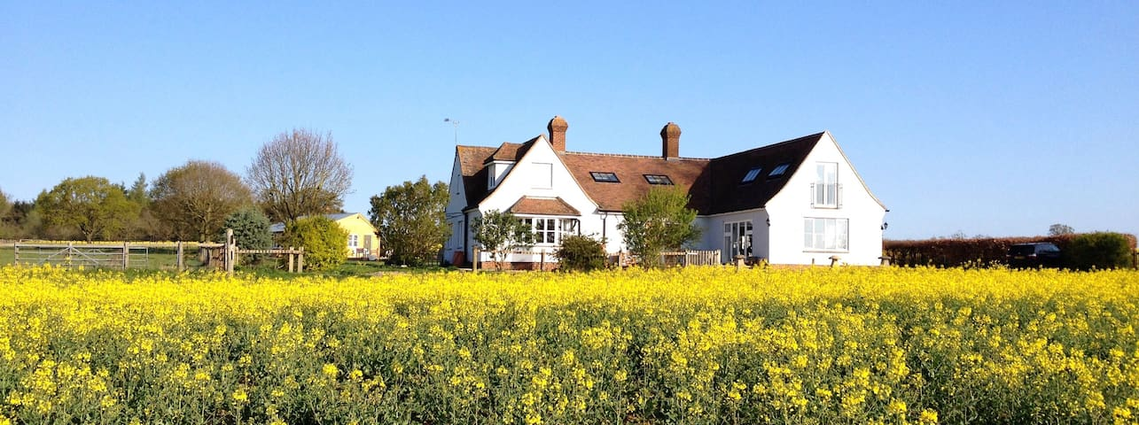 New Cottage Oxford in a rural location near Oxford - Nuneham Courtenay - Huis