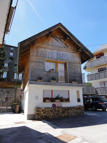 Small cozy house just a step away from ski resort. - 克拉尼斯卡戈拉(Kranjska Gora) - 獨棟