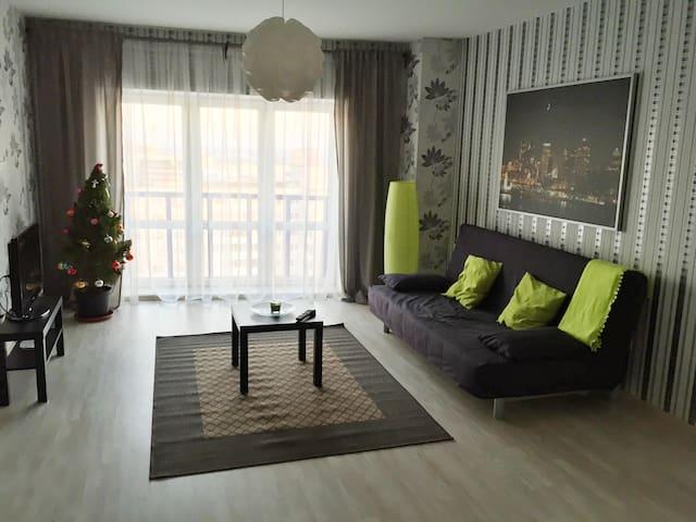 2-х комн. Апартаменты «На Варшавке» - Brest - Appartement