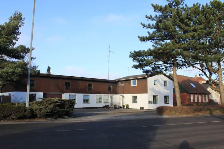 Familie hus i nærheden af Stevns Klint - Store Heddinge - Apartamento