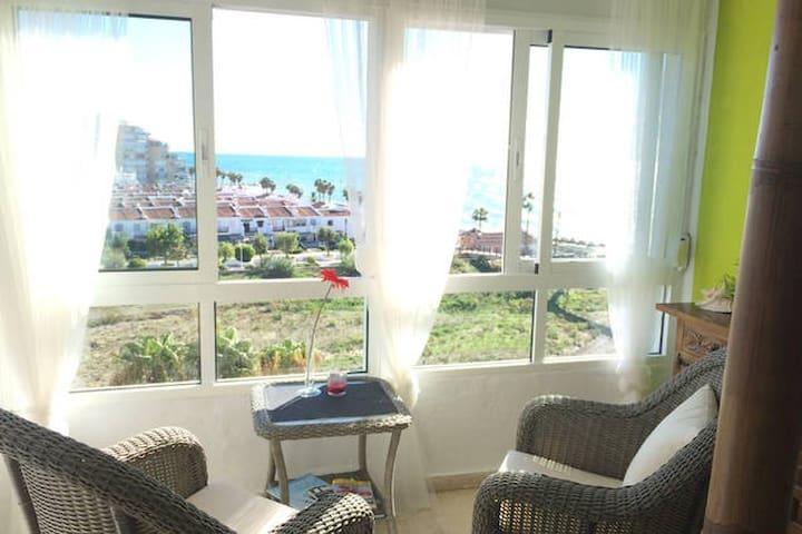 Apartment direkt am Strand - Algarrobo-Costa - Departamento