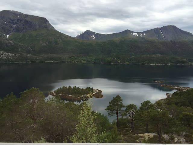 Uniqe Norwegian opportunity! - Tustna - Casa de campo