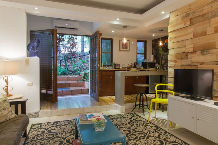 Casa Valencia Suite 5 WiFi A/C Pool Boutique Suite - Rincón - Appartamento