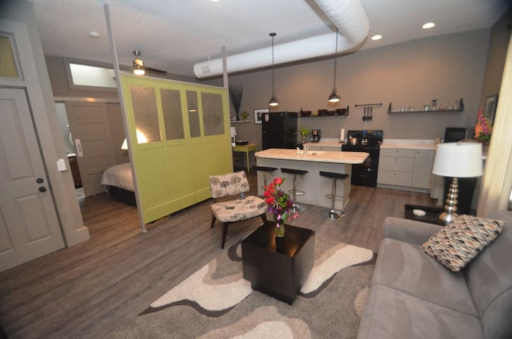 PRAIRIE LOFTS/Grinnell, IA (Arnold) - Grinnell - Loteng Studio