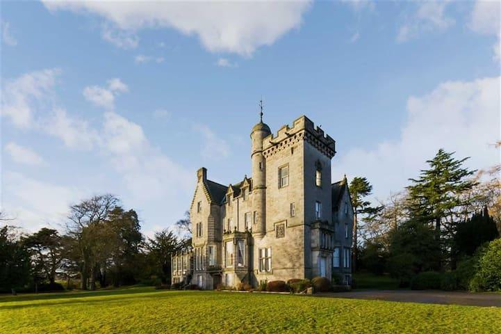 Baronial mansion that inspired Jules Verne - Fife - Departamento