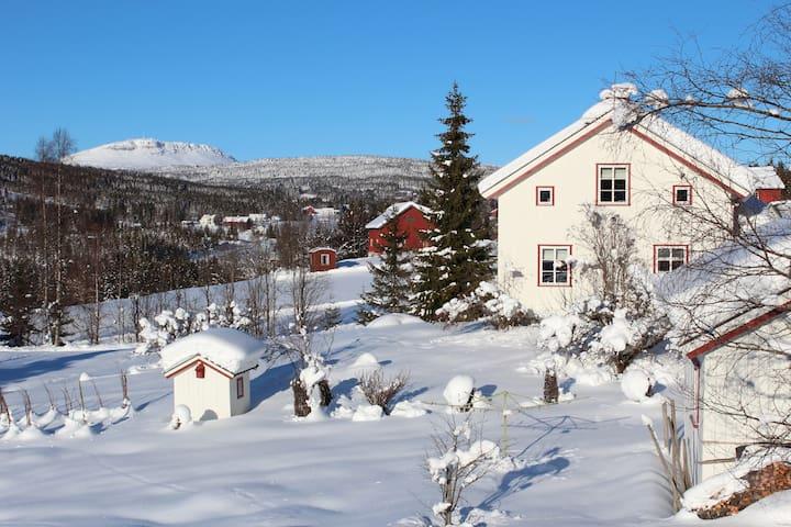 Brustuen Søndre - Søgard - Gausdal - Casa