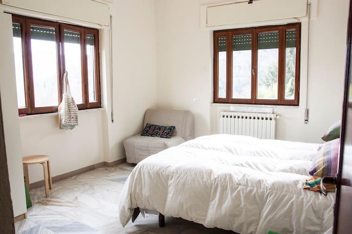 Country House Il Casone: stanza 23 La Nocciola - Anticoli Corrado - Natur lodge