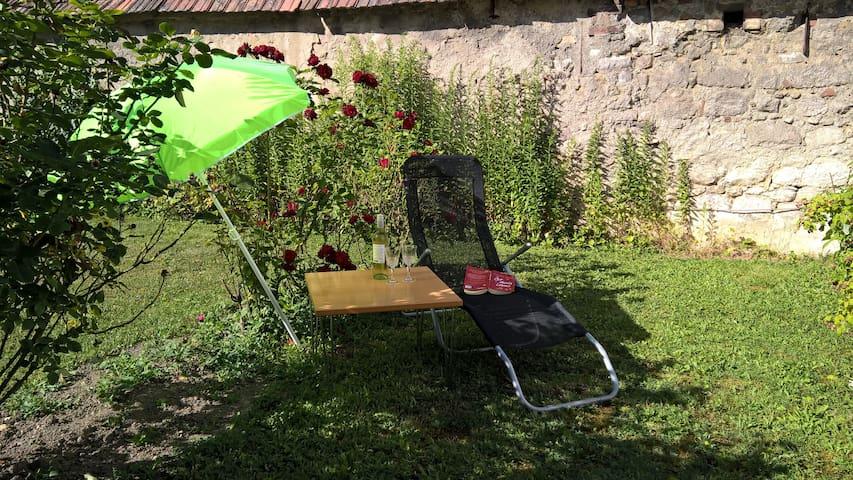 """Ferienwohnung """"Morgensonne"""" - Schützen am Gebirge"""