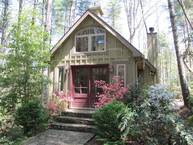 Charming cabin,  minutes from Lake Rabun - Lakemont - Kabin