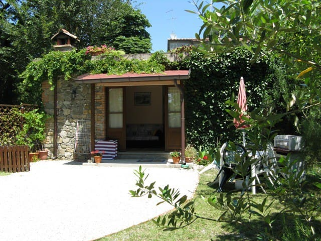 Villa Cresta Cosy Single storey detached apartment - Caprese Michelangelo - Lägenhet