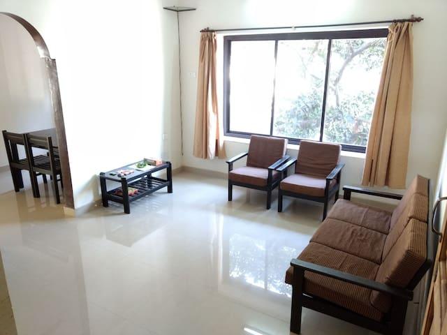 Clean, Spacious & Budget Friendly. - Mapusa - Leilighet