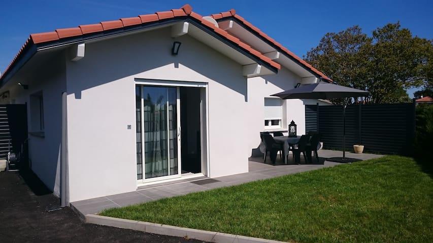 Maison neuve entre Biarritz et Hossegor - Tarnos - Huis